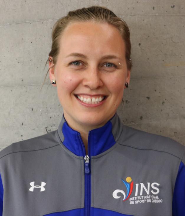 Alexandra Lafrance Physiotherapist