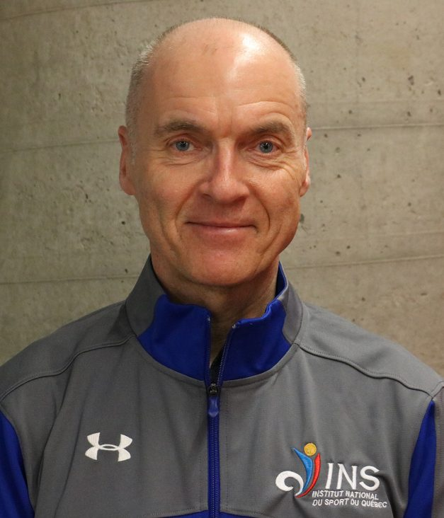 Guy Thibault, Ph.D. Director, Sport Science