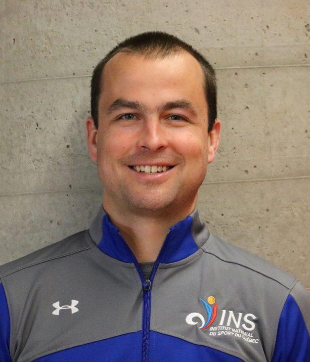 Nicolas Berryman, Ph.D. Exercice Physiologist