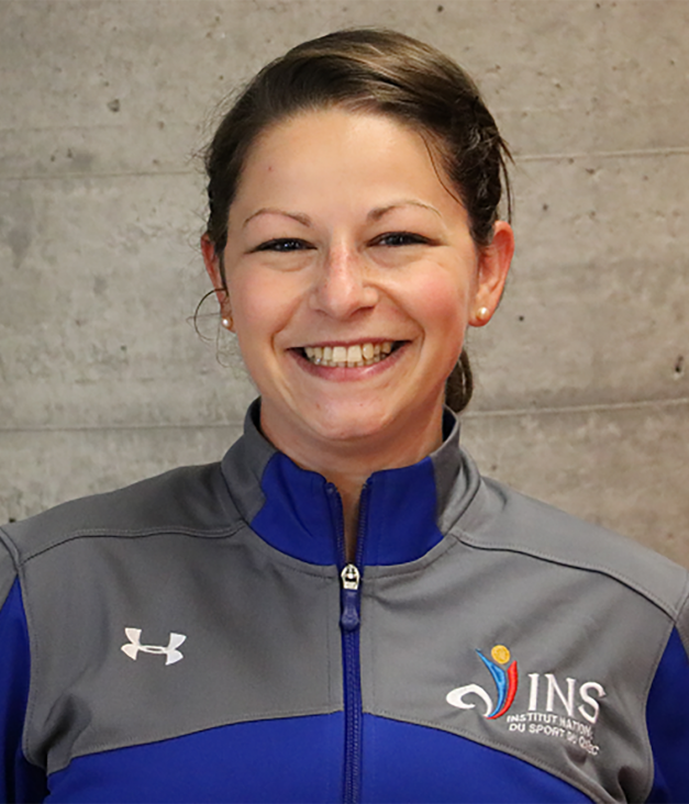 Roxanne Huot Coordinator, Sport Science