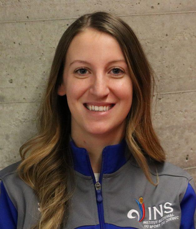 Sarah Bergeron Coordinator, Operations