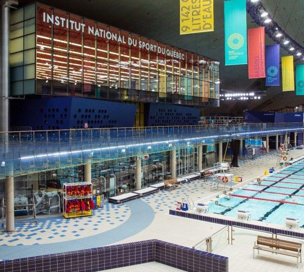 L'Institut national du sport du Québec en faveur du projet de la loi No15 créant la Société de développement et de mise en valeur du Parc olympique