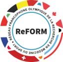Le réseau francophone olympique de la recherche en médecine du sport à la recherche d'un coordinateur scientifique en médecine du sport