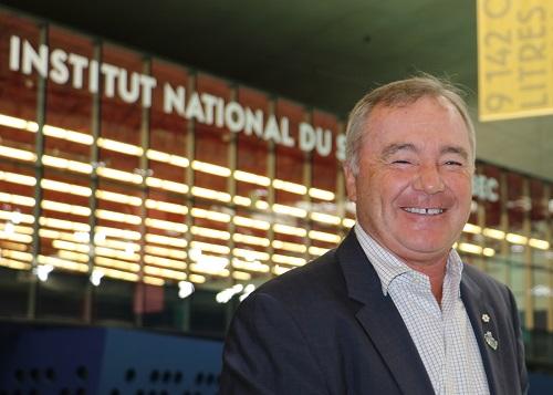 Un honneur pleinement mérité pour Tom Quinn