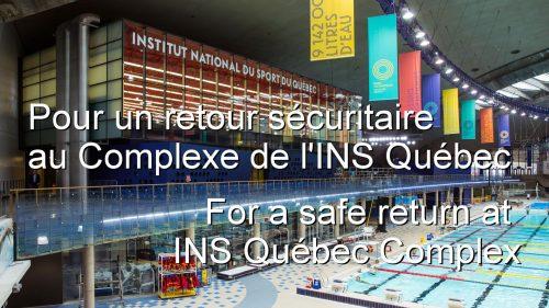 Covid 19 Informations Institut National Du Sport Du Quebec