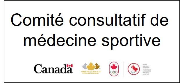 COVID-19 | Mise à jour du Comité consultatif de médecine sportive