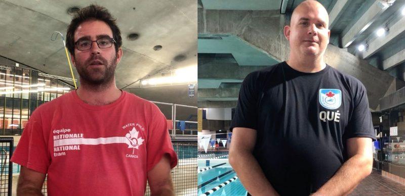Semaine nationale des entraîneurs: David Paradelo et Mike Thompson, deux entraîneurs de haut niveau qui veulent toujours en apprendre  plus.