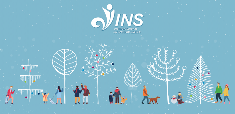 INS Québec wishes you Peace, Joy, Serenity and Health