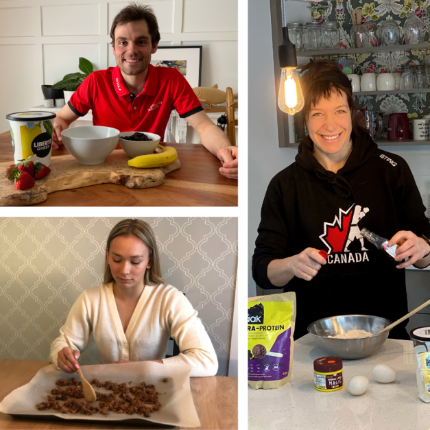 What is cooking in athletes' kitchen? Behind the scenes of High Performance Sport