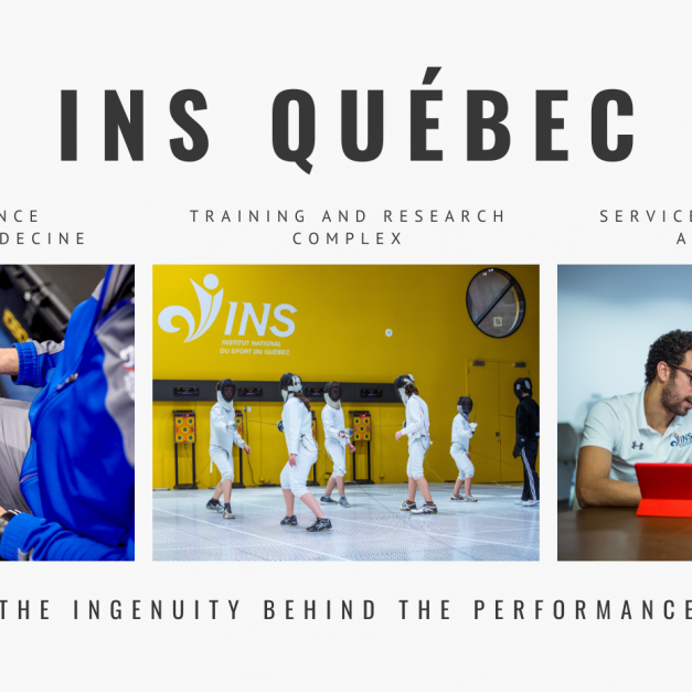 INS Québec has supported 80% of the athletes from Québec at Tokyo
