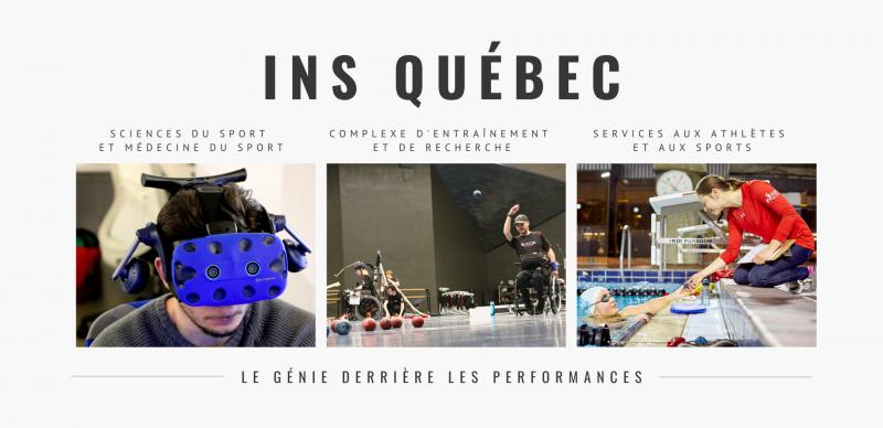 Jeux paralympiques de Tokyo – Presque tous les athlètes du Québec accompagnés par l'INS Québec